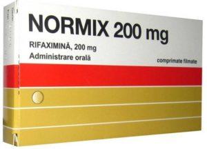 Normix antibiotico