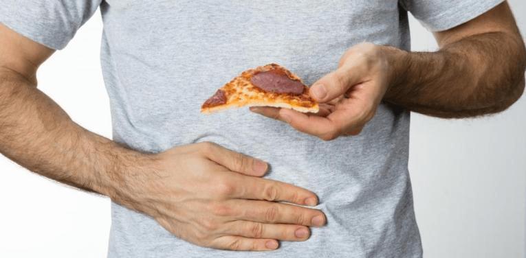 Pizza diarrea e colite